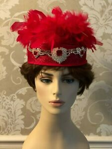 red-hat-society-hats-one-of-a-kind-by-Bonnie-E-Wilson