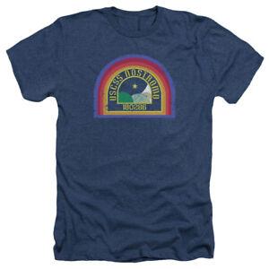 Alien-Movie-Nostromo-Licensed-Adult-Heather-T-Shirt-Toutes-Les-Tailles