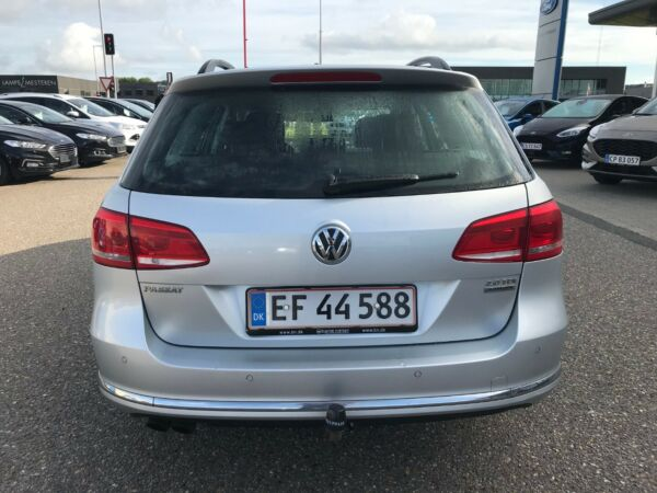 VW Passat 2,0 TDi 140 Comfortl. Vari. DSG BM - billede 3