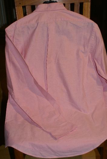 RALPH LAUREN POLO Herren Hemd erdbeere rot rot rot Gr. M   39   Inch 15,5  NEU     | Verkauf Online-Shop  2fba40