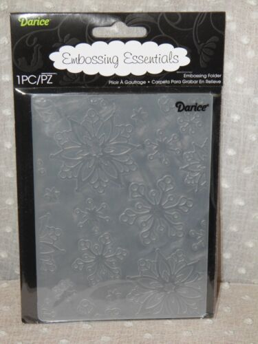 Darice universal embossing folders NIP Many to choose from