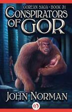 Gorean Saga: Conspirators of Gor 31 by John Norman (2014, Paperback)