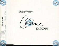 CELINE DION IMMORTALITY CD PROMO