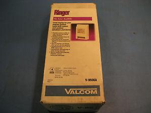Valcom Six Line Audible Ringer V-9936A