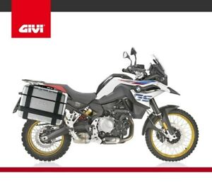 Rear Fit Set Luggage Rack Side To Removal Rapid GIVI PLR5127 For Monokey