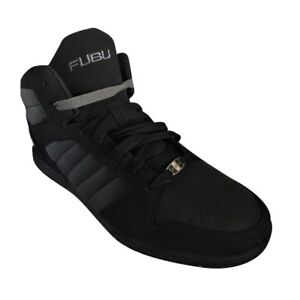 041621ec4f Image is loading FUBU-Mens-High-Top-Basketball-Athletic-Shoe-Sz-