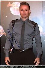 Westlife Nicky Byrne signed autograph UACC AFTAL
