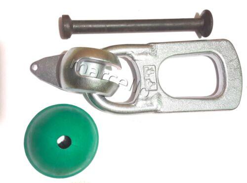 Kugelkopfanker-Hebekopf Kupplung 1,5-2,5 T Spherical head anchor lifting clutch