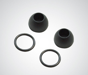 10 x REPLACEMENT POL GAS LPG INLET FITTING RUBBER O-RING SEAL
