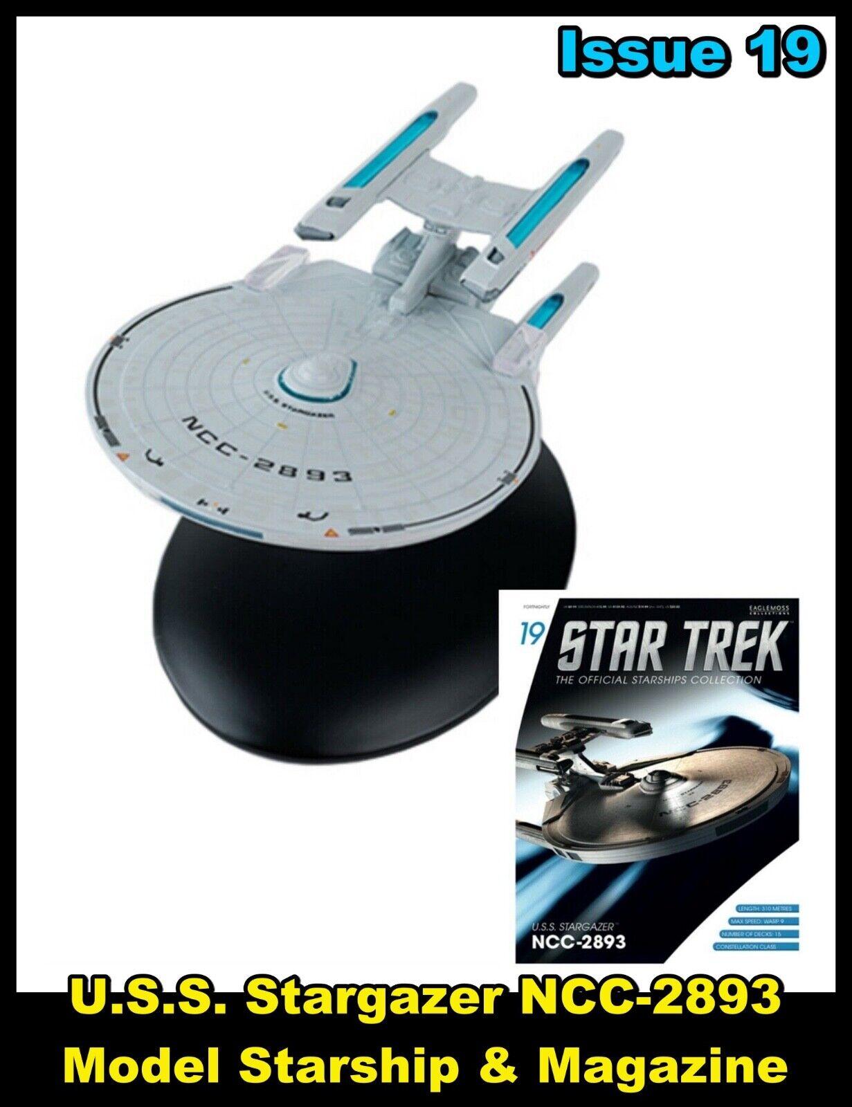 Issue 19 USS Stargazer