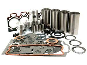Engine Overhaul Kit Fits Massey Ferguson 590 690 Tracteurs. (a4.248 Flamme Ring).-afficher Le Titre D'origine Avec Des MéThodes Traditionnelles