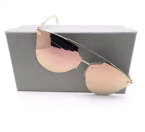 1532633cd89f Image is loading Christian-Dior-Reflected-Pixel-Pink-Gold-S5ZRG-Sunglasses-