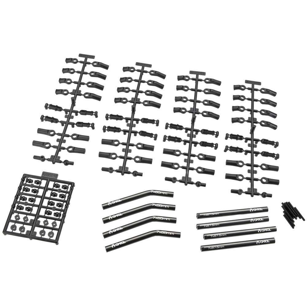 Axial Stage 1 Aluminum Links Kit Wraith AX30797