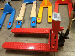 Brand-new-Pump-truck-Pallet-truck-with-scale-5500lbs-fork-size-27-034-x46-034