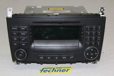 Navigationssystem Mercedes C Klasse W 203 A2038704889 Radio Telefon Navi Einheit