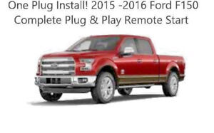 One-Plug-Install-OEM-Activated-Plug-amp-Play-Remote-Start-2015-2016-Ford-F150