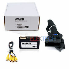 Rearview Back-up Reverse Video Camera Interface for Ford MyTouch 8.4-inch System