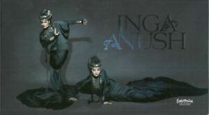 2021 Eurovision - Armenia 2009. Jan Jan - Inga & Anush ( Promo CD's + DVD 1-2 )