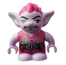 elf030 Legofigur Neu Lego Elves Smilin Kobold Troll Goblin Minifigur Figur