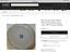 "miniature 9 - Antique Chinese Porcelain Vase Huluping Shape 8"" Late 19th Century"