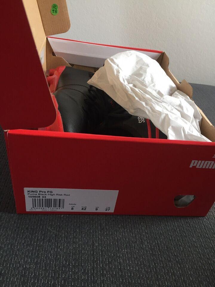Fodboldstøvler, Puma King Pro FG fodboldstøvle, Puma King