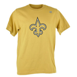 NFL-Reebok-New-Orleans-Saints-Drew-Brees-Football-T-Shirt