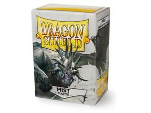 Mist-Matte-100-ct-Dragon-Shield-Sleeves-Standard-Size-FREE-SHIPPING-10-OFF-2