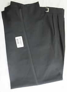 Brooks Brothers Black Wool Tuxedo Pant Formal Wedding Big /& Tall Tux Trouser