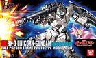 BANDAI HG Gundam UC 1/144 RX-0 Unicorn Gundam (Unicorn Mode) HGUC Japan 161012