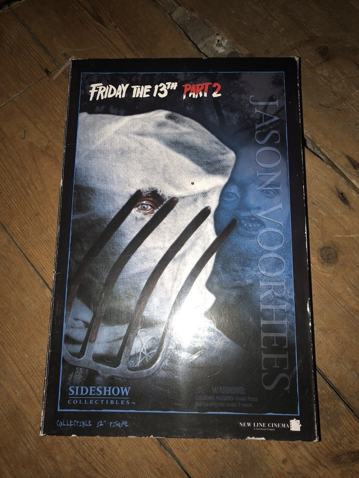 Sideshow Friday The 13 Part II Jason Voorhees AFSSC122