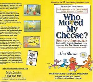 who moved my cheese movie