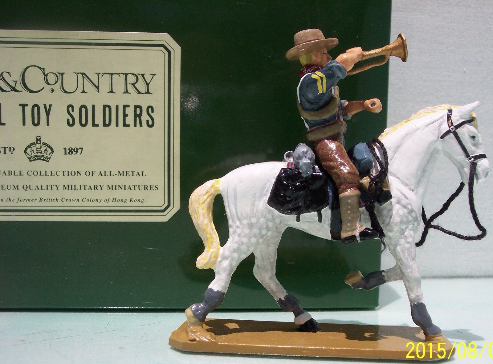 king and country rough re x rough country riders rr01g soldato con tromba un mib 95fc90