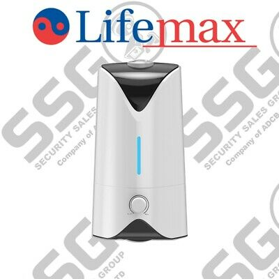 Lifemax Professional Humidifier Mains Powered Cold, Asthma, Allergies | eBay
