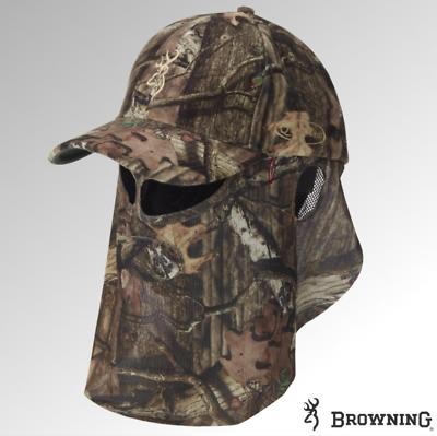 308128201 Maschera VISO Browning CAP RAPIDO CAMO