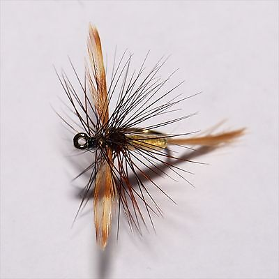 SHERRY SPINNER Dry Fly Trout  fly Fishing flies by Dragonflies