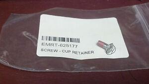 INFICON-VORTEX-THOMAS-OIL-LESS-COMPRESSOR-piston-cup-retainer-screw-625177