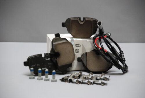 Original BMW Plaquettes de freins avec warnkontakt Capteur 1er e81 e87 3er e90 e92 183 L