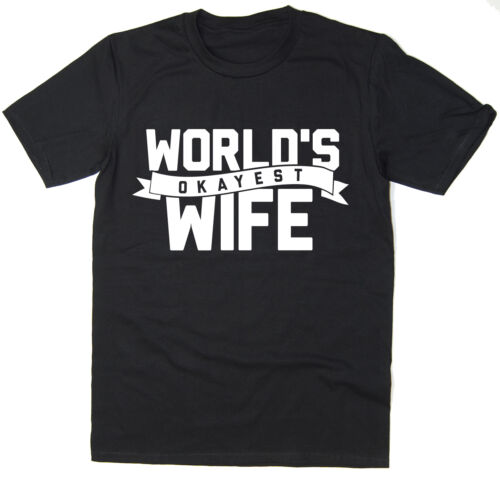 World/'s okayest femme-drôle t-shirt