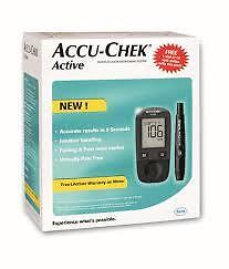 Accu-check-Accu-Chek-Active-Diabetes-Meter-with-Free-10-Strips-Glucometer