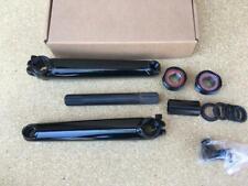 BMX BIKE crank SPINDLE Fit 3 piece crank 48 spline hollow chromoly 19mm x5.5 NEW
