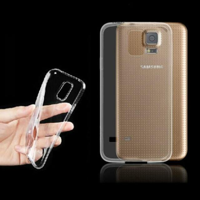 Clear Crystal Soft TPU Silicone Case Cover Skin For Samsung Galaxy S9 / S9+ Plus