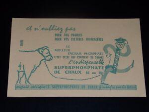 Assorbente-Pubblicita-Superphosphate-da-Calce-Verde