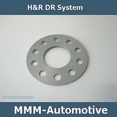 H/&R SV DR 10mm Fiat Seicento Typ 187 1014580 Spurverbreiterung Spurplatten