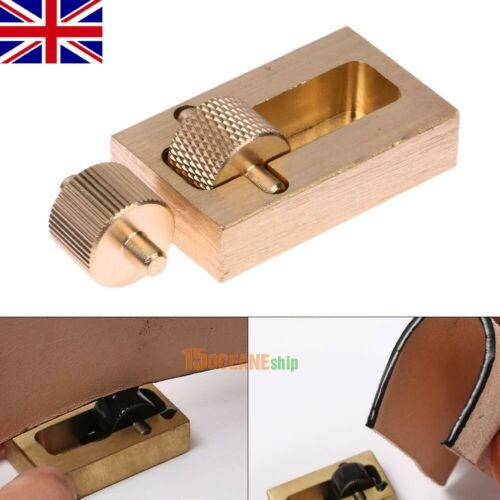 Pure Copper Leather Craft Cuir Edge Dye huile Sew À faire soi-même Hand Sewing Craft sets