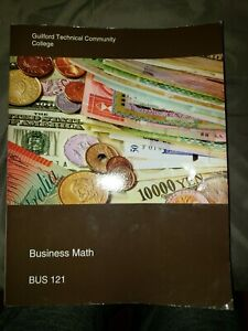Business Math Book