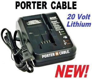 Image Is Loading New Genuine Porter Cable 20v 20 Volt Pcc691l