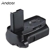 Andoer Vertical Battery Grip for Canon EOS 1100D 1200D 1300D DSLR Camera T2W5