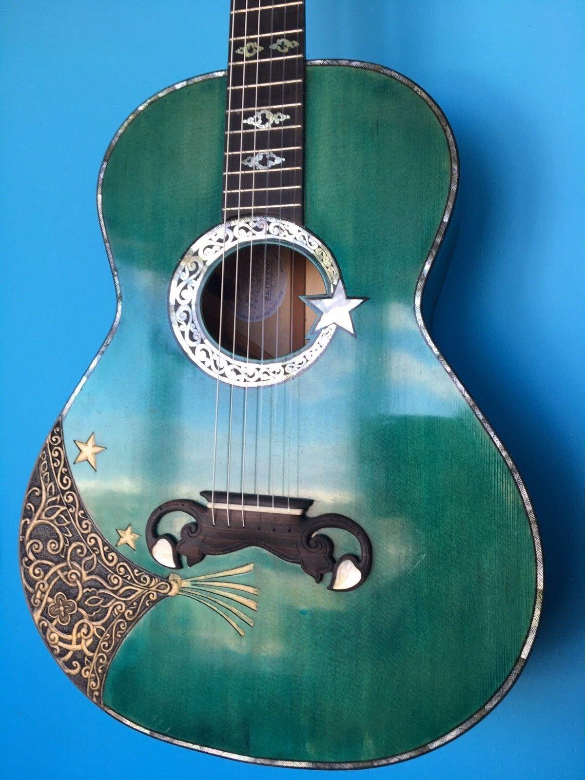 Blauberry Special Order Handmade Classical Guitar
