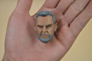 """1//6th Sean Connery  Head Sculpt The Untouchables  For 12/"""" Male Action"""