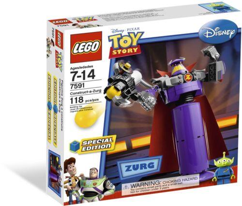 *BRAND NEW* Lego DISNEY TOY STORY Construct-a-Zurg 7591